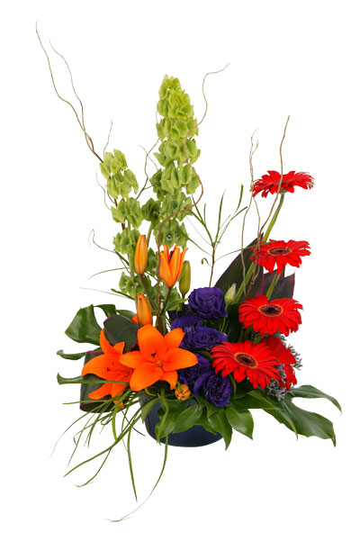 A striking arrangement that will bring style to any house or office