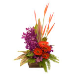 A stunning arrangement that will light up any room