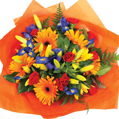 Summer is a beautiful time of year, celebrate it with this gorgeous bouquet