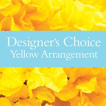 DC Yellow Arrangement Deluxe