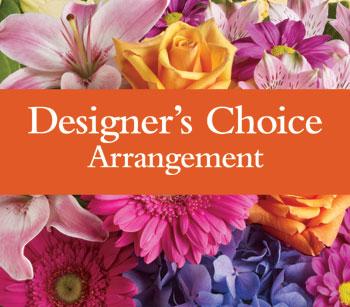 D3 Designers Choice Arrangement Flowers