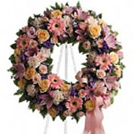 Graceful Wreath - Lincolnshire