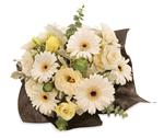 A beautiful stylish arrangement that will lighten up any room.
