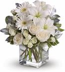 You couldn�t wish for a prettier or more dazzling arrangement