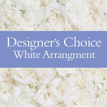 DC White Arrangement